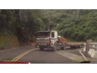 拖板車逆向狂飆還倒退嚕 網友封「新馬路三寶」