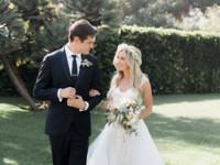 《歌舞青春》艾希莉結婚了!化身希臘女神婚紗照曝光