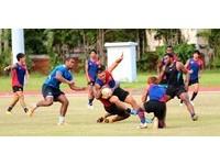 亞運橄欖球/斐濟7球員來台當靶子 增強中華對抗力