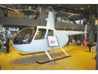 成都土豪花2000萬買直升機 單純為了玩