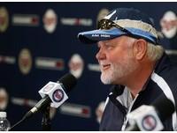 MLB/老爹、山大王的恩師 雙城總教練遭開除仍微笑