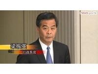 香港政改 人民日報:人大的決定是唯一選擇