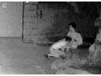 平鎮工業區暗夜上演活春宮 紅外線夜視監視器全都錄