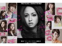 GQ/日劇《FIRST CLASS》4位心機美人大PK