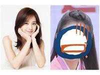南韓第一美女落漆!金泰希燦笑賣萌 擠出3條魚尾紋
