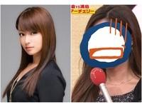 「童顏巨乳」深田恭子3D五官進化! 網友製影片諷整型