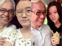 爺孫戀被轟爆 李坤城失眠整晚寫「愛的小詩」送林靖恩