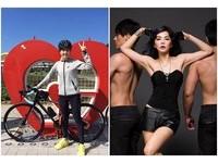 iBEAUTY/騎出好身材 三個靠單車運動維持身材的藝人