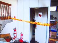 桃園密室火警無燒傷 75歲警衛遺體扯出命案