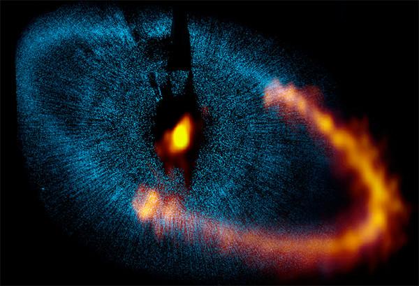 d77727 中大團隊意外收穫 觀測到行星胚胎形成關鍵