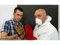 對貓過敏是優點 寵物偵探能「偵測」喵星人