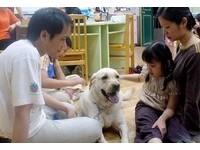 10公尺的直線 狗醫生「麥可」陪腦性麻痺女童慢慢走