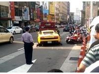 藍寶堅尼新竹被拖 小開繳清1600元罰單:台北都不敢拖