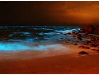 馬祖海面狂湧「藍眼淚」 美景藏污染警訊!