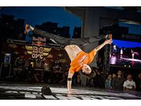 街舞/高手激戰故宮 韓裔B-Boy BLOND稱霸亞洲