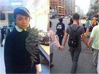 父母牽同志兒遊行 蔡康永讚一張照解釋「愛的真諦」
