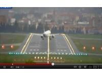 詭異強風狂颳 畢爾包機場航班歪斜起降《ETtoday 新聞雲》