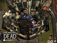 《The Walking Dead Pinball》殭屍攻佔彈珠台!