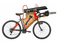 不怕末日來臨 英保險公司推出「抗喪屍腳踏車」