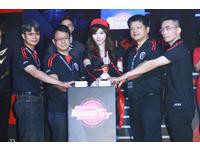 MSI全球電競總決賽開跑!女神張景嵐現身力挺台灣選手