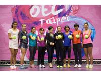 網球/台北海碩盃明開打 謝淑薇睽違三年再度參賽