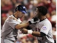 MLB/向雷耶斯溫馨喊話 萊特:希望下季你在我左手邊
