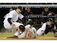 MLB/「鶯」不了洋基 查維茲兩分砲轟垮不敗漢默《ETtoday 新聞雲》