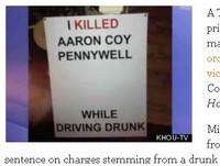 掛「殺人牌」罰站肇事處 美法官對酒駕醉鬼不手軟