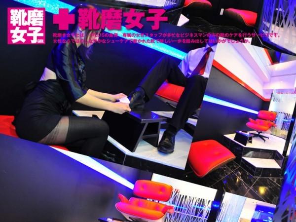 d80257 日本「乳溝網咖」流行 服務生穿低胸裝為客人擦鞋!《ETtoday 新聞雲》