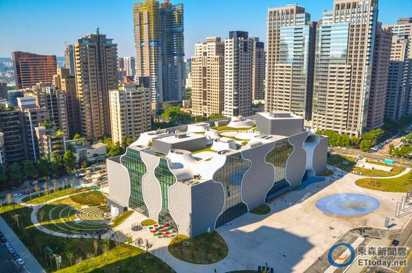 台灣史上最大光雕秀 台中國家歌劇院將震撼登場