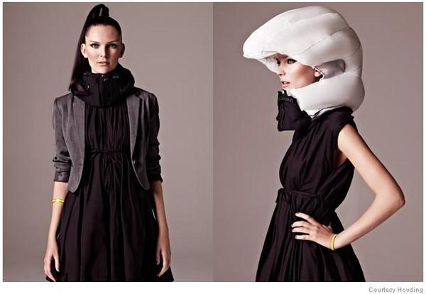 怕安全帽壓壞髮型? 頸部安全氣囊拯救你 | ETtoday ...