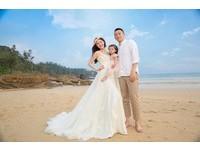 VOGUE/陳泱瑾Grace結婚兩周年的夢幻婚禮
