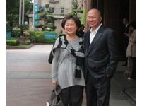 《太平輪》名導吳宇森靠「正能量」 戰勝淋巴癌3期!
