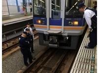 大阪女跳軌竟不見遺體 列車長驚:她在我面前消失了