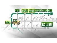 松山線分流成效佳 北高兩捷「一卡通」要等一年半