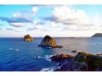 釜山祕密景點 五六島「海上魔術」配夕陽超浪漫