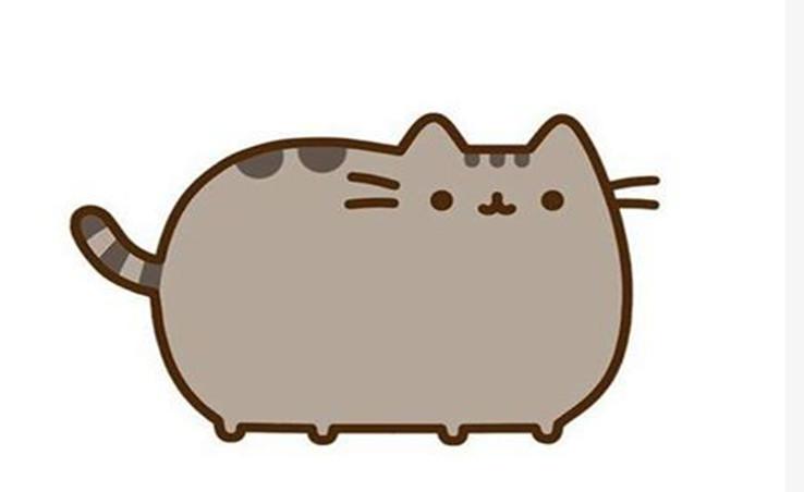 寵物界的勞斯萊斯?真實「胖吉貓」照片遭起底