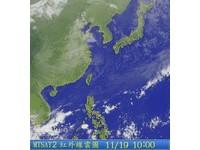 19日白天略回溫北台灣整天涼 中南部多雲到晴溫差大