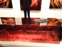 小喬/鮮血淋漓 紐約的噬血藝術
