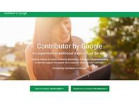 谷歌推「無廣告」服務 月付30元就有「乾淨頁面」