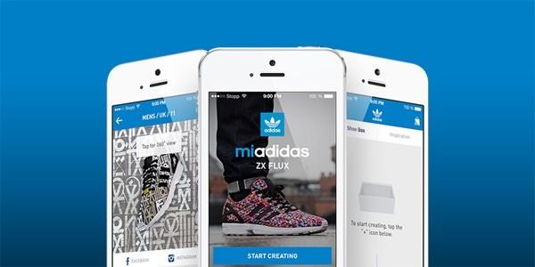 APP01 Adidas推MiZX FLUX App 客制ZX Flux球鞋