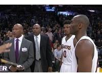 NBA/Kobe嗆「X的閃邊去」 美網:是對林書豪說