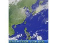 入夜東北風增強北台轉涼有雨 周二恐降5度