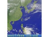 東北風增強水氣偏多 北部轉涼有短暫雨