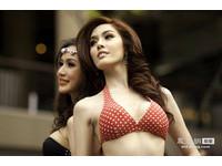 【圖】比女人還正! 泰國人妖穿比基尼軋嬌媚