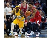 NBA/羅斯又傳腿部不適 勞森20分、12助攻降伏公牛