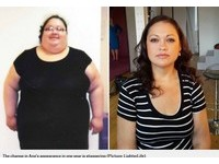 1年甩肉114公斤!英「米其林寶寶」廚娘變美女
