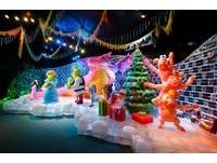 亞洲最大室內冰雕展 澳門展出動畫人物探索之旅