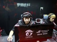 《英雄聯盟》IEM 台北資格賽 ahq vs. LOG S 兄弟對決