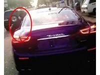 交警取締瑪莎拉蒂違規 竟遭車主痛扁打斷鼻子!